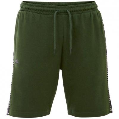 Pantalon scurt Combat Kappa ITALO 's green 309013J 19-6311 copil