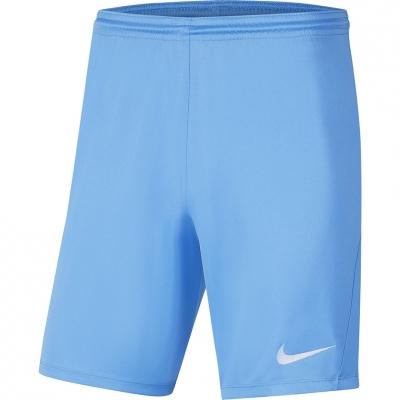 Pantalon scurt Combat Nike Dry Park III NB K 's Light Blue BV6865 412 copil