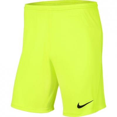 Pantalon scurt Combat Nike Dry Park III NB K Men's Green BV6855 702