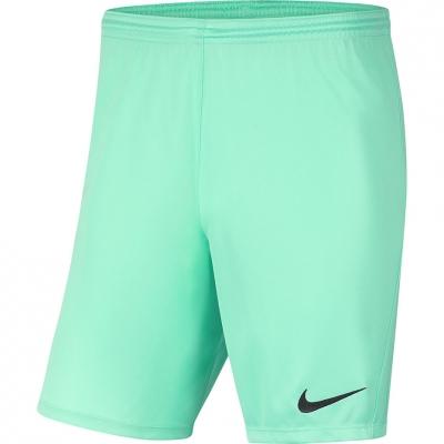 Pantalon scurt Combat Nike Dry Park III NB K turquoise BV6855 354 men's