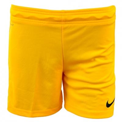Pantalon scurt Combat NIKE PARK II KNIT SHORT NB JR yellow 725988 739