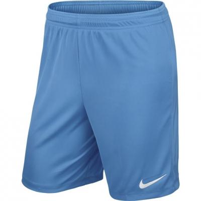 Pantalon scurt Combat NIKE PARK II KNIT SHORT NB JR sky blue 725988 412