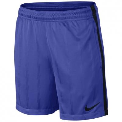 Pantalon scurt Combat NIKE SQUAD JAQ KZ JR blue 870121 452