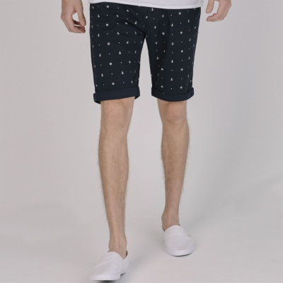 Pantalon scurt Combat SoulCal Deluxe Anchor Chino