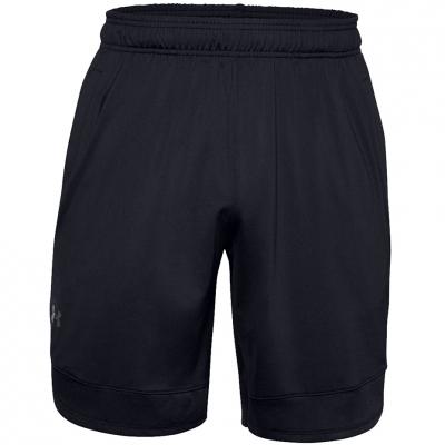 Pantalon scurt Combat Under Armor Training Stretch black 1356858 001 Under Armour