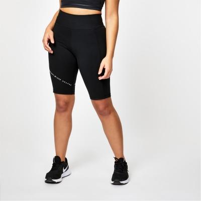 Pantalon scurt Combat USA Pro X Courtney Black Logo Cycling