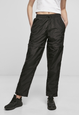 Pantalon Shiny Crinkle Nylon Zip dama Urban Classics