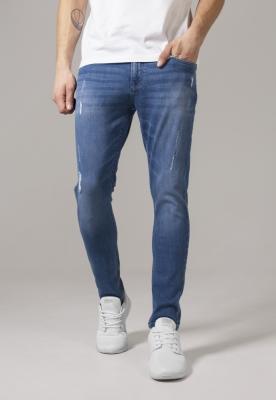 Pantalon Skinny Ripped Stretch Denim Urban Classics