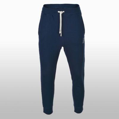 Pantaloni sport stransi jos Reebok Barbati shades of albastru