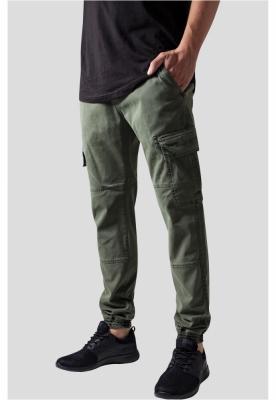 Pantalon Washed Cargo Twill Jogging Urban Classics