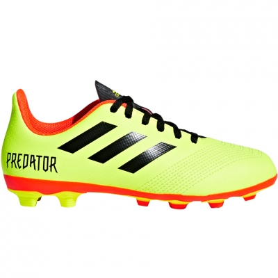 Gheata Minge Fotbal adidas Predator 18.4 FxG JR DB2321
