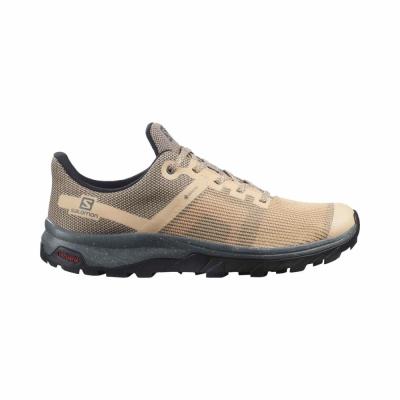 Pantofi Drumetie Femei Salomon OUTline Prism GTX W Bej