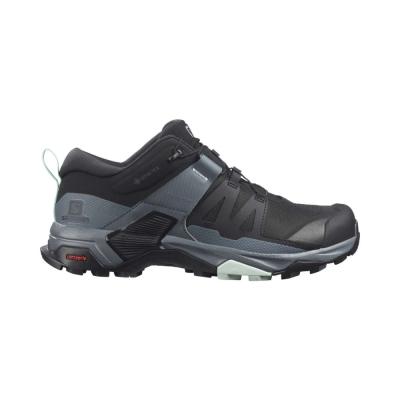 Pantofi Drumetie Femei Salomon X ULTRA 4 GTX W Negru