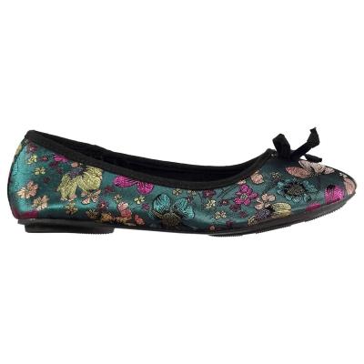 Pantof Miso Floral Ballet dama