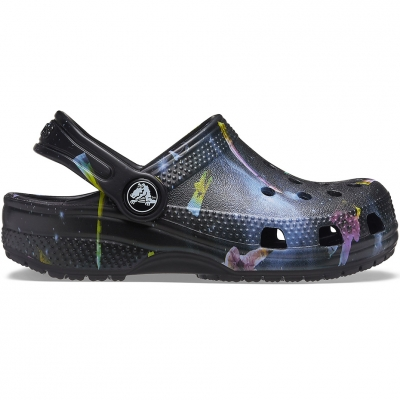 Crocs for Classic Out Of This World II Clog black 206818 001 copil