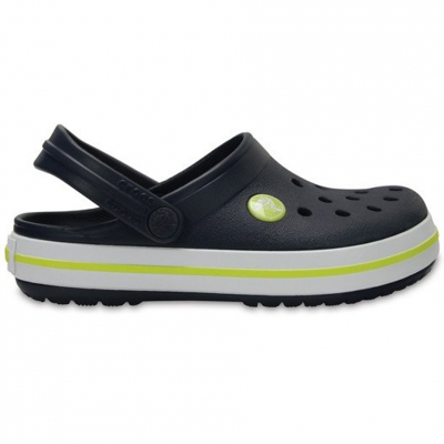Crocs for Crocband K Clog granatowo green 204537 42K copil