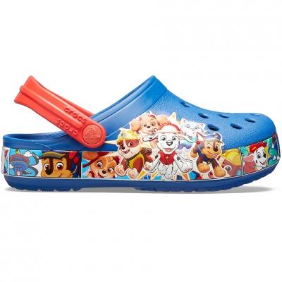 Crocs for Fl Paw Patrol Band Clog blue 205509 4GX copil