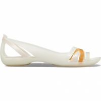 Crocs Isabella Huarche 2 Flat W white 204912 12U