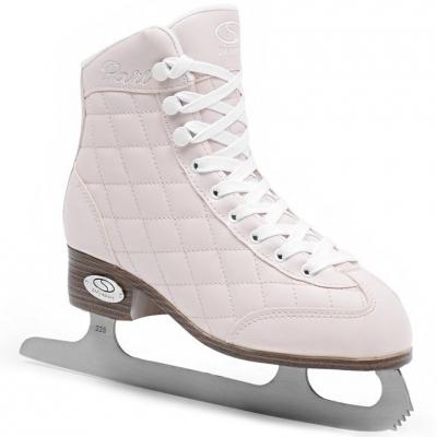 SMJ Pari TXS 009 pink 's ice skates dama
