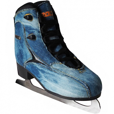 Roces Denim figure skates blue 450662 01