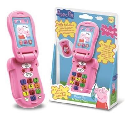 Peppa Pig Pig Flip Phone