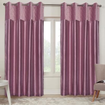 Homsire Velvet Top Curtains
