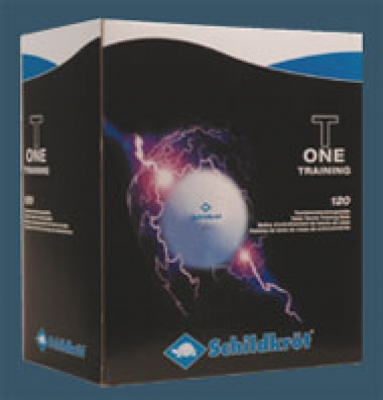 Ping-pong ball Don T-ONE 120pcs Donic
