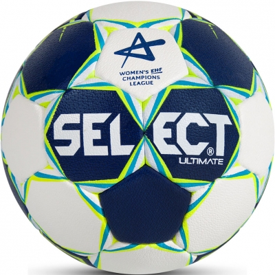 BALL RING SELECT ULTIMATE 'S CHAMPIONS LEAGUE VELUX EHF / 2/11426 dama dama copil