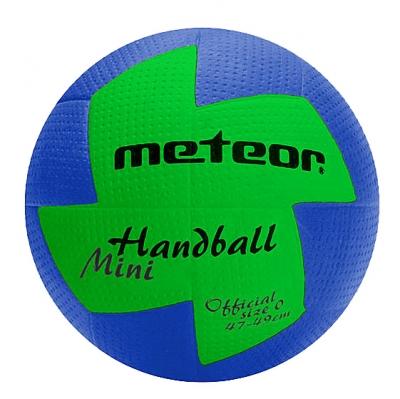 HAND BALL METEOR NU AGE 2 blue / green 4067 dama