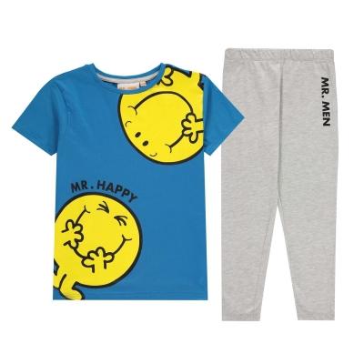 Pijama Character Set baietel bebelus