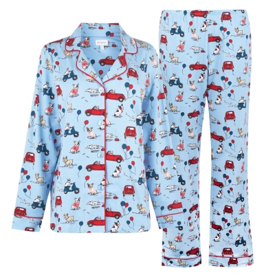 Pijama Bedhead Murrys Day Out Maneca Lunga Set