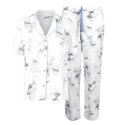 Pijama Cyberjammies Molly Zebra Print Set