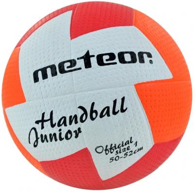 HAND BALL METEOR NU AGE 1 red / orange 4065 copil