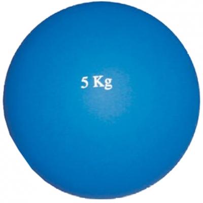 Plastic throw ball Legend 5 kg blue ISP-050GNBWR LEGEND SPORT SP. Z O.O.