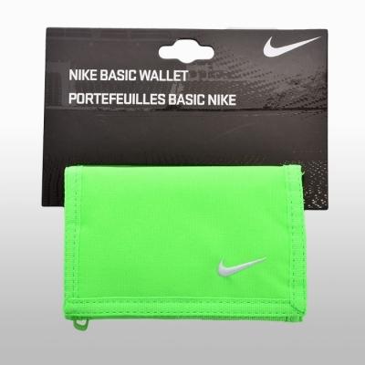 Portofel verde aprins Nike Basic Unisex shades of