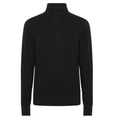 Bluza trening Calvin Klein Quarter Zip Knit