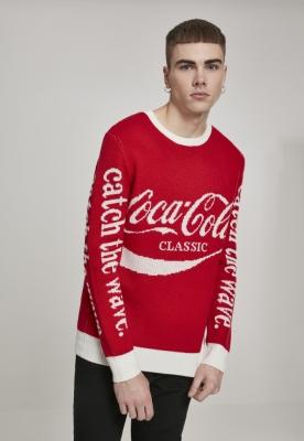 Bluza trening Coca Cola Xmas Merchcode
