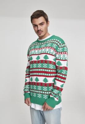 Bluza trening Snowflake Christmas Tree Urban Classics