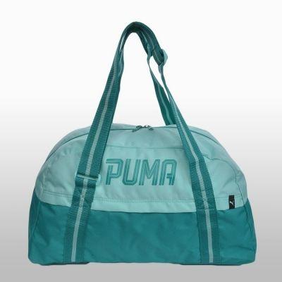Geanta sala verde Puma Fundamentals Femei shades of
