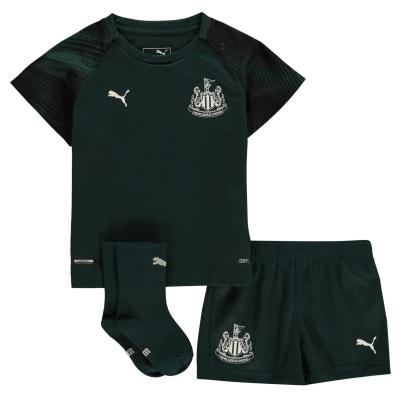 Set complet Puma Newcastle United Away 2019 2020 bebelus