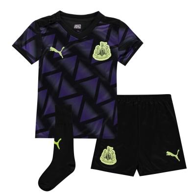 Set complet Puma Newcastle United Third 2020 2021 bebelus