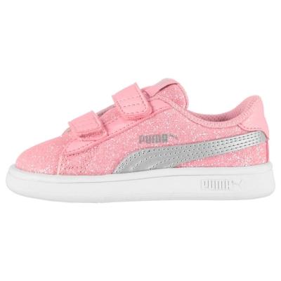 Pantof sport Puma Smash Glitz fetita bebelus