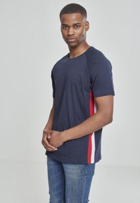 Tricou Raglan Side Stripe Urban Classics