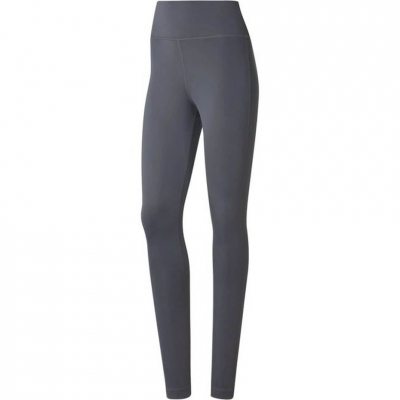 Reebok Wor PP Tight gray 's leggins DU4784 dama