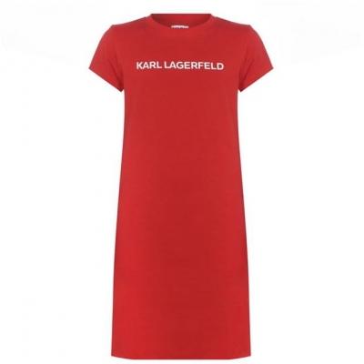 Camasa Rochie KARL LAGERFELD Classic T copil fetita