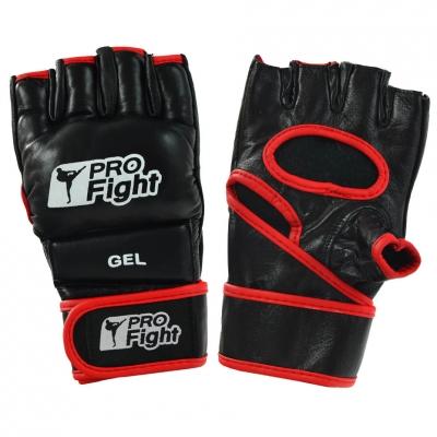 Manusa box MMA PROFIGHT piele black