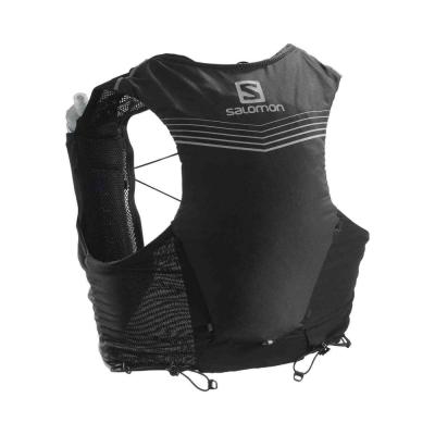 Rucsac Hidratare Alergare Unisex Adv Skin 5 Set Black Salomon