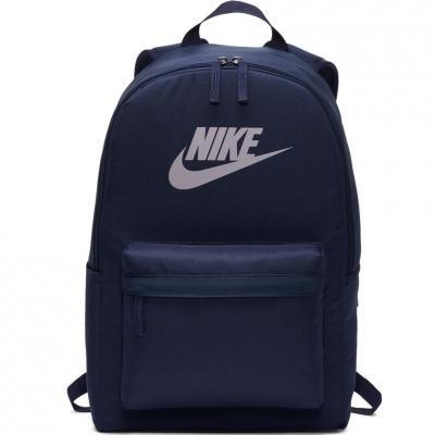 Ghiozdan Nike Hernitage BKPK 2.0 navy blue BA5879 451