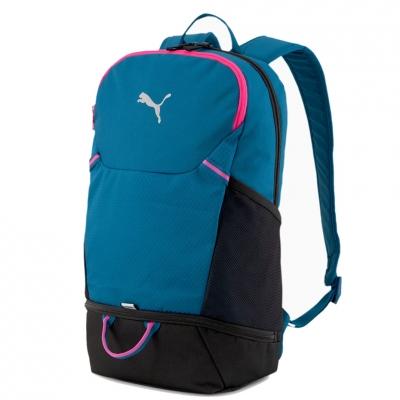 Ghiozdan Puma blue Vibe 077307 01