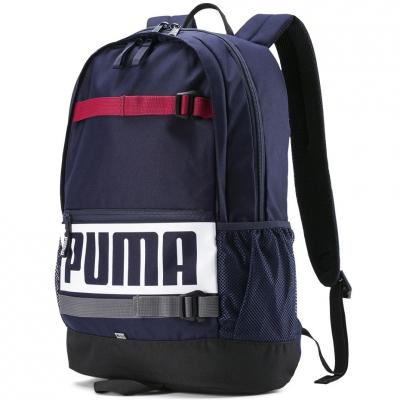Ghiozdan Puma Deck navy 074706 24